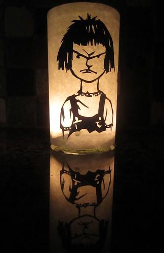 ramona lantern by Rakka