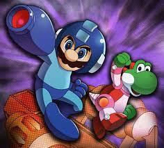 Mario Megaman