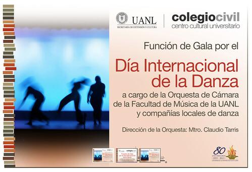 Día de la Danza - Función de Gala