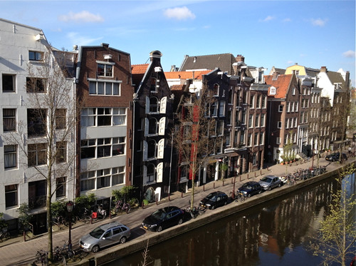 Amsterdam - Brouwersgracht from no 4