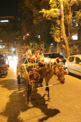 Nerjis And Marziya Buggy Ride Almeida Park Bandra by firoze shakir photographerno1