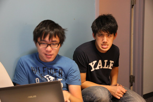 UIC SSR 宿舍 with 阮正翰