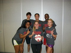 Co-Ed Recreational Volleyball | Spring 2013
