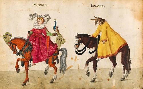 004-Sobre los vicios-Descripción de las ocho festividades celebradas durante los juegos…1596-Biblioteca Estatal de Baviera