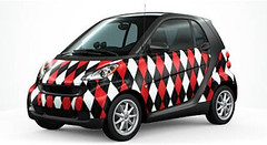 custom smart car argyle