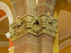 Église Saint-Léonard de Dannemarie (Haut-Rhin)