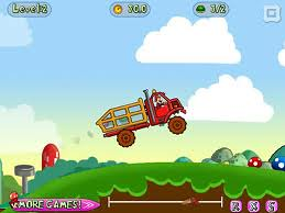 Mario i ciężarówka