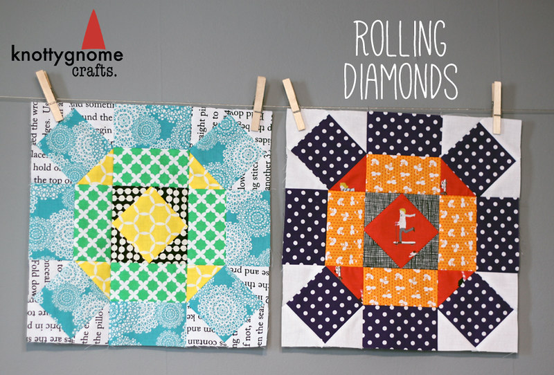Rolling Diamonds tutorial