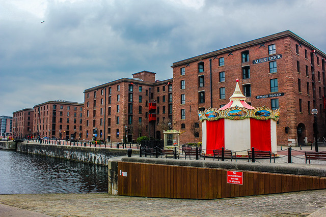 Albert Dock de Liverpool