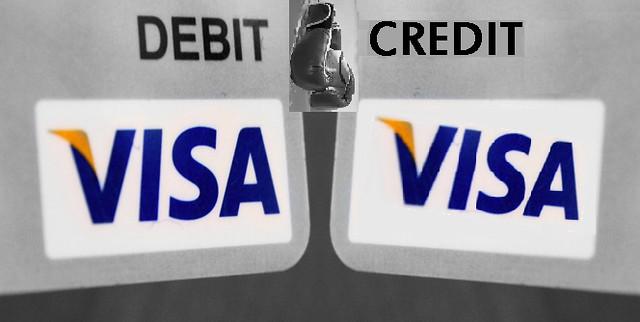Debit v Credit   Flickr - Photo Sharing!