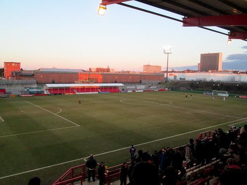 New Douglas Park, Inside the Ground