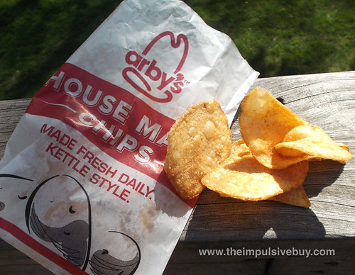 Arby's House Made Kettle Chips