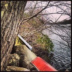 A pretty mess #lake #boats #peace