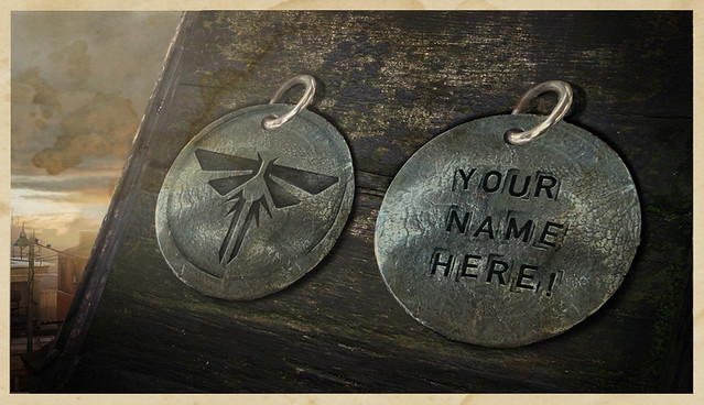 The last of us firefly pendant winners playstation the last of us firefly pendant aloadofball Image collections
