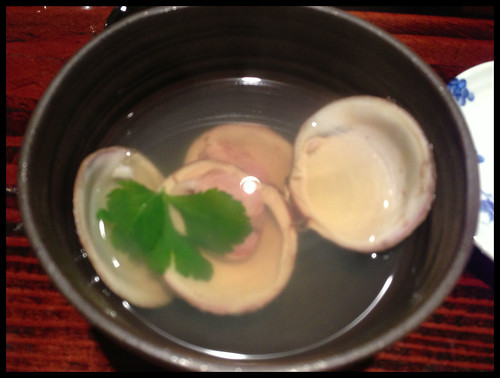Shimiji Clam Soup