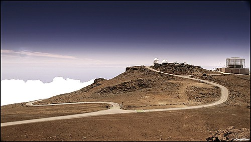 travel clouds photography volcano hawaii photo image picture maui observatory summit planetarium