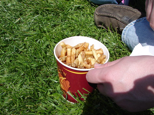 Nom nom Fries!!