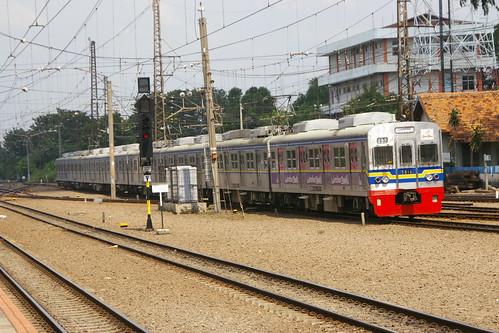 インドネシアの鉄道写真一覧(Tra...