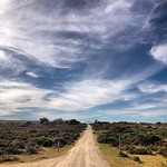 New day, painted skies, open road -- this is the Western Cape, #SouthAfrica