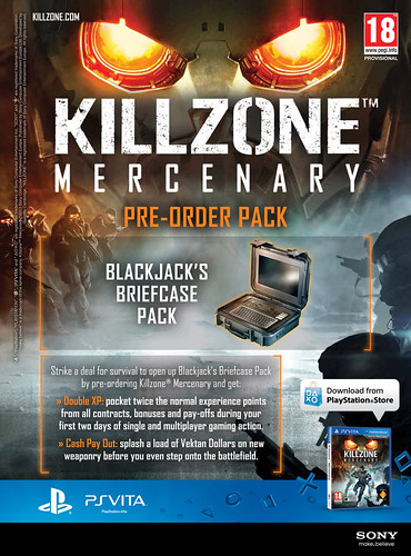 8747345710 0710cb6c47 Killzone Mercenary verschoben...