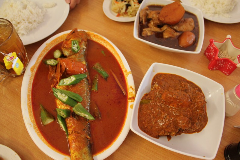 Melaka Jonker street