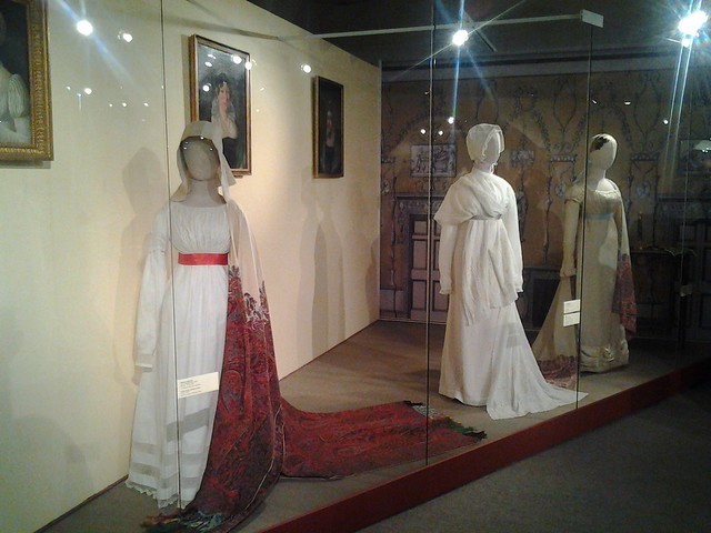 Fashion as the Mirror of History: 200 Years of Russian Fashion Exhibition