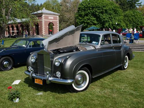Rolls Royce Silver Cloud II  1962