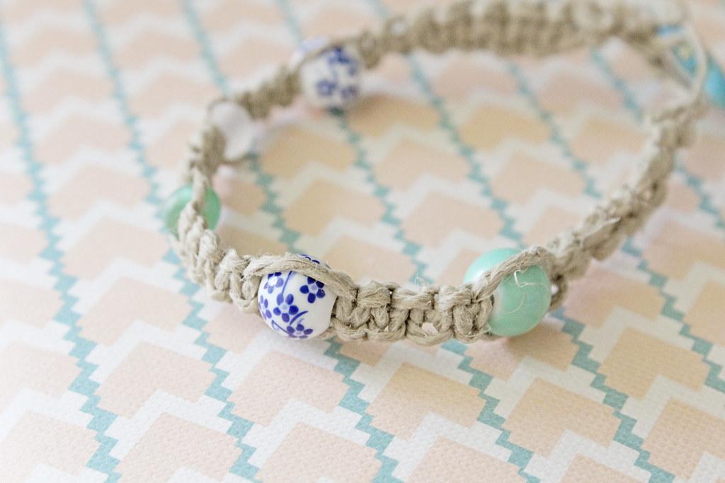 bracelet closeup