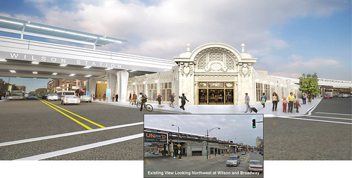 Wilson_Rendering_2012_looking_northwest_at_Wilson_and_Bway