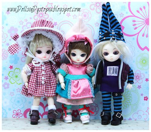 Ai Dolls by DollsinDystopia