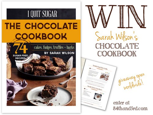 IQS Chocolate Cookbook Giveaway