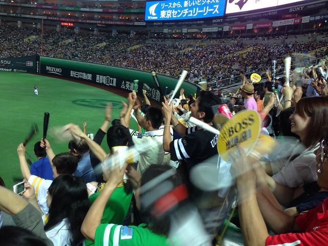 Yahoo! Dome 福岡雅虎巨蛋