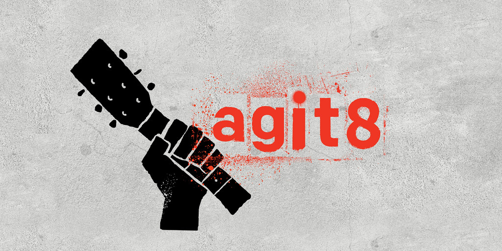 agit8: From Protest to Progress  - Cover