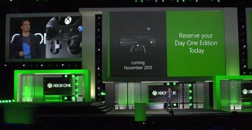 Microsoft xBox One / E3 2013