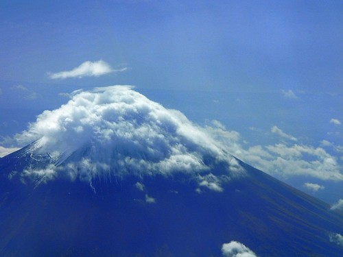 #7290 Mt Fuji from north