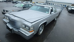 lincoln mark series(0.0), performance car(0.0), lincoln continental mark v(0.0), lincoln continental(0.0), automobile(1.0), automotive exterior(1.0), vehicle(1.0), cadillac brougham(1.0), full-size car(1.0), sedan(1.0), land vehicle(1.0), luxury vehicle(1.0),
