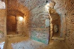 Intérieur du château de Blainville-Crevon