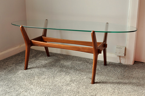 Danish influence coffee table