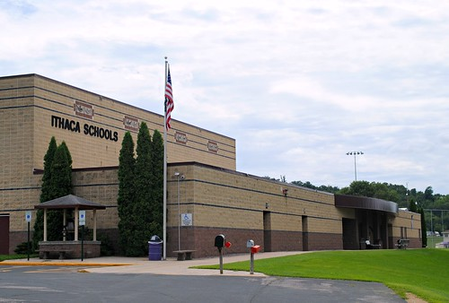 Ithaca Schools, Richland Center, Wisconsin