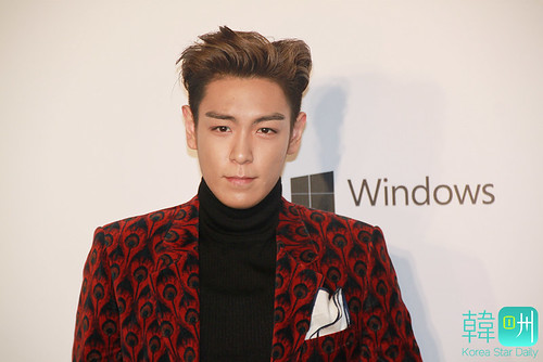 TOP - amfAR Charity Event - Red Carpet - 14mar2015 - Korea Star Daily - 06