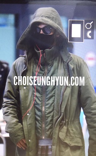 Big Bang - Incheon Airport - 10apr2015 - TOP - Choidot - 02