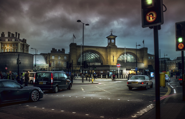 London, King's Cross
