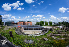Antiguo teatro romano