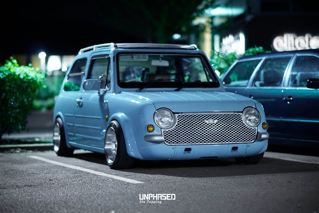 Sam Ducketts Nissan Pao