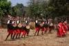 Tribal dance in Odisha, India 2013