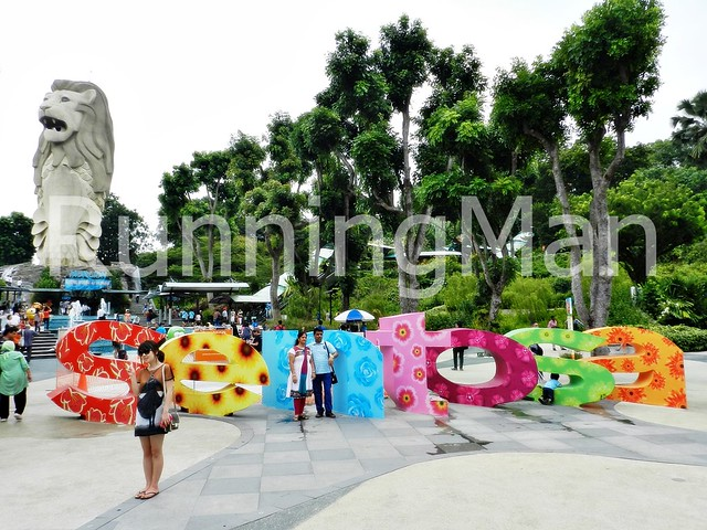 Sentosa Merlion Plaza 04