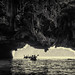 Canoeing through the caves2 by Shakil_Ahmad