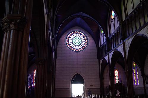 明治村の中の教会