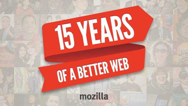 15 Years of a Better Web