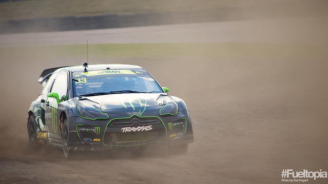 Monster Energy - European Rallycross Championship - Rnd1